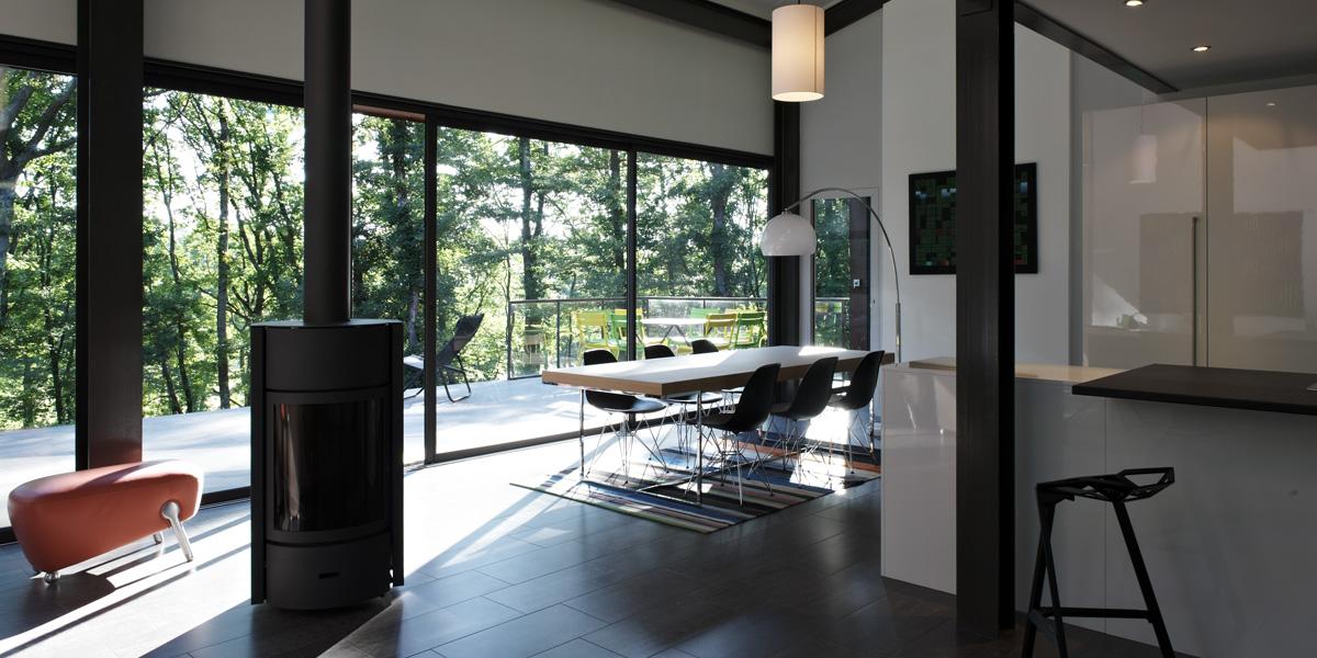 architectures st phane deligny. Black Bedroom Furniture Sets. Home Design Ideas